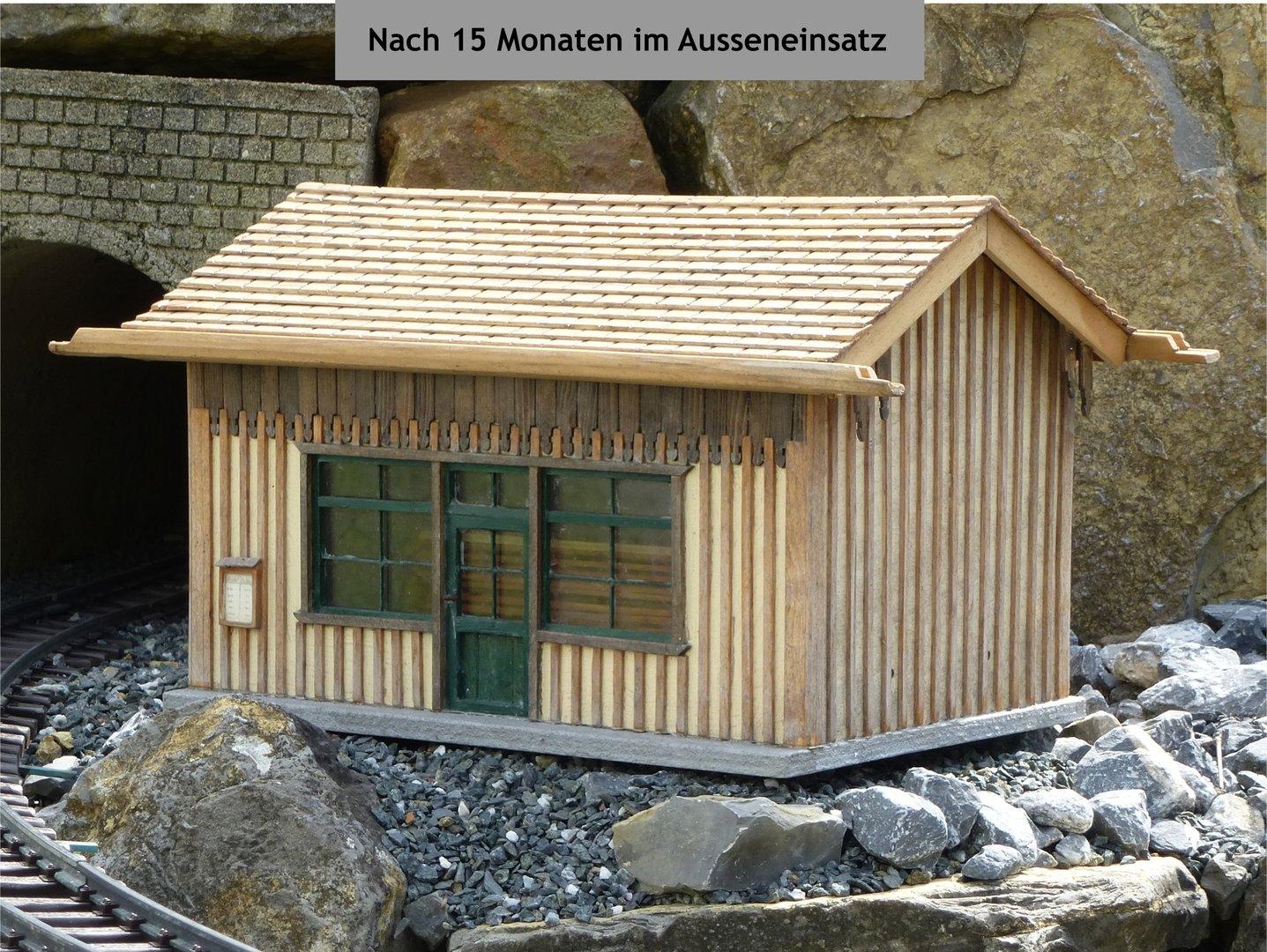 haltepunkt haus als bausatz co modellbau shop. Black Bedroom Furniture Sets. Home Design Ideas